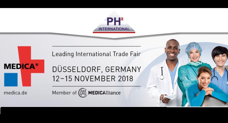 MEDICA 2018 - PH² International