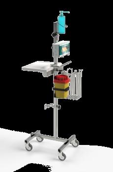 Satellite de Prélèvements et d'Injections (SPI®)