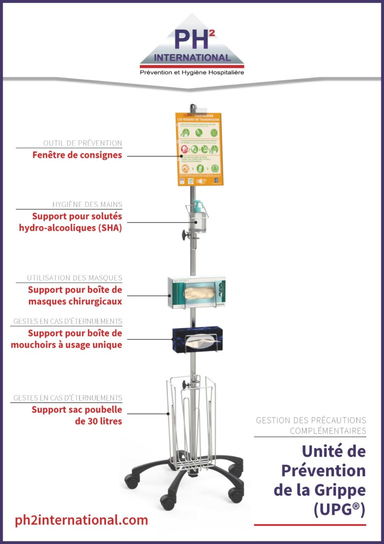 Unité de Prévention de la Grippe (UPG®) - PH² International