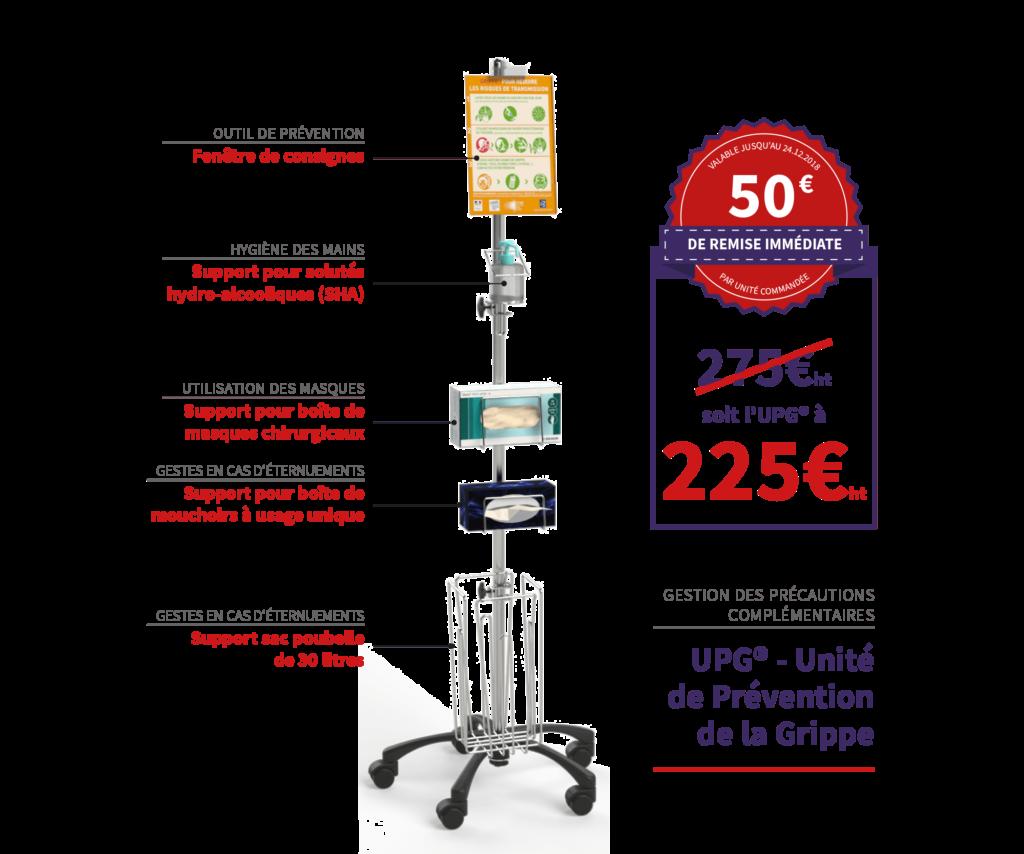 PROMOTION - Unité de Prévention de la Grippe (UPG®) - PH² International