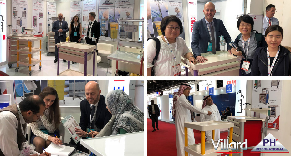 ArabHealth 2019 – PH² International