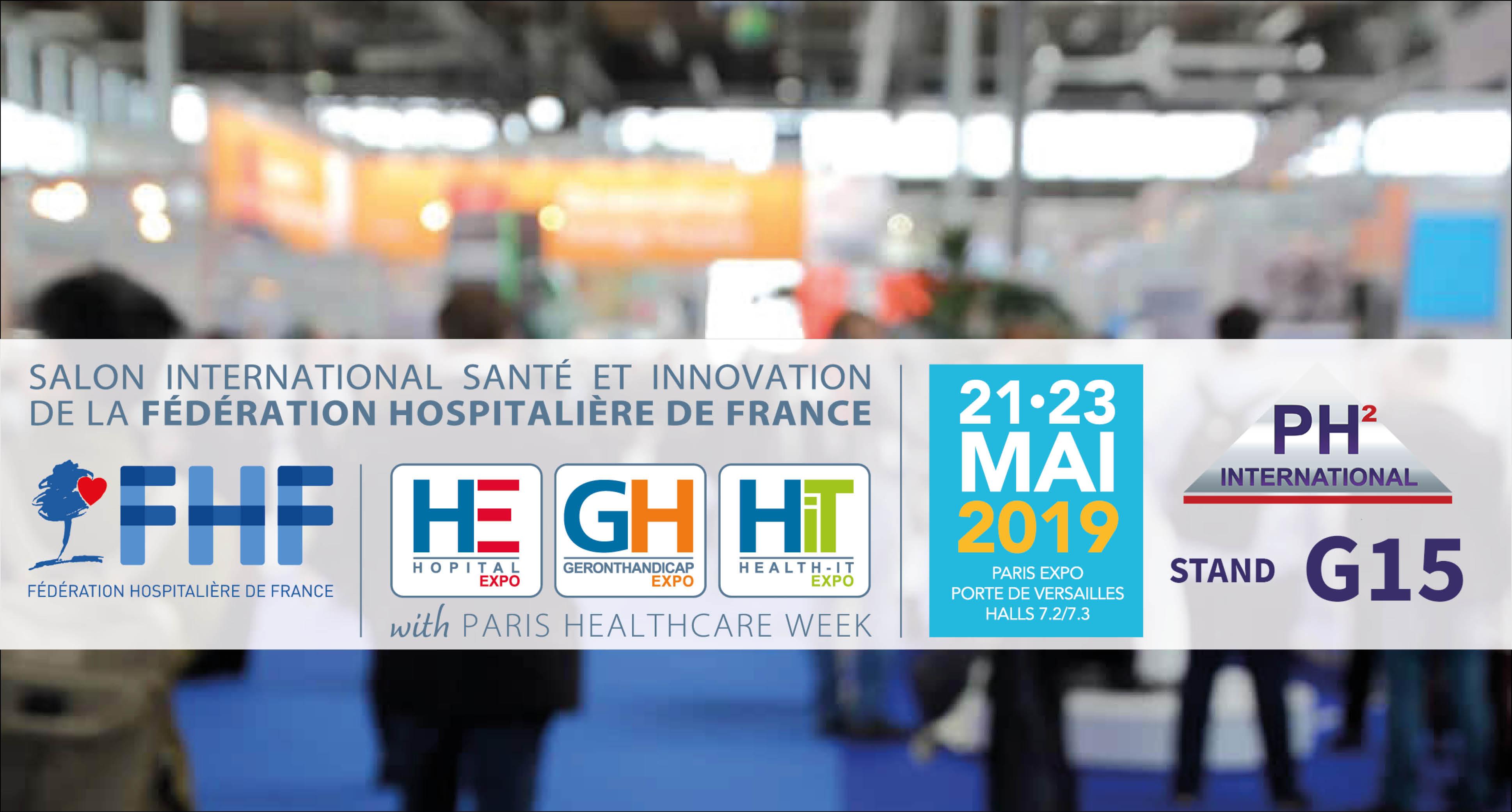Paris Healthcare Week 2019 – PH² International