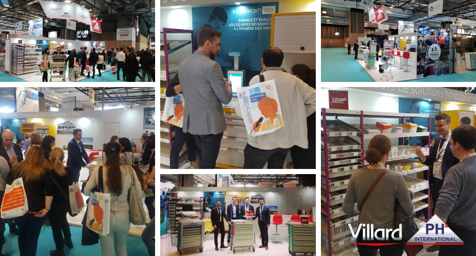 Paris Healthcare Week 2019 – PH² International