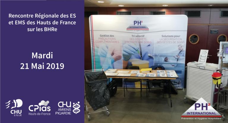 Rencontre régionale des établissements de santé et médico-sociaux des Hauts de France | PH² International