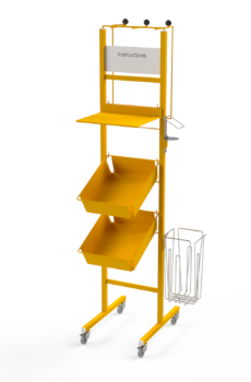 Mobile Isolation Trolley (UMP®) - PH² International