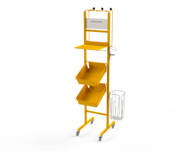Mobile Isolation Trolley (UMP®) - PH² International