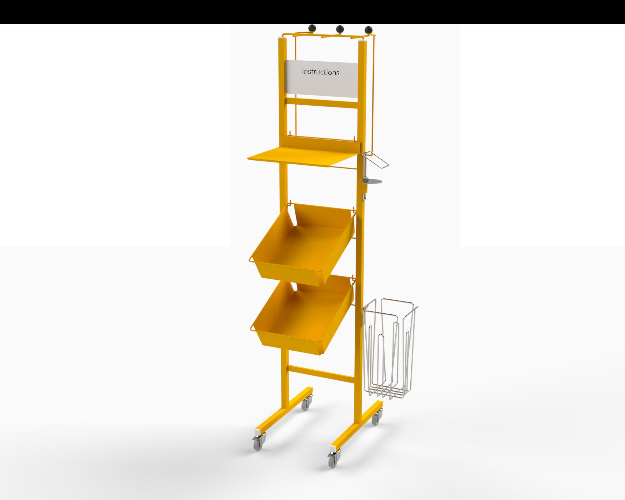 Unité Mobile de Précaution (UMP®)