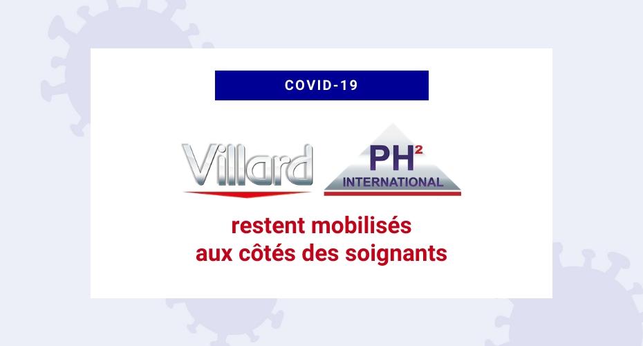 COVID-19 – Villard reste mobilisé